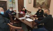 GIRO D'ITALIA BICI ELETTRICHE, TAPPA A SULMONA IL 16 MAGGIO: SUMMIT IN COMUNE