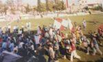 I BIANCOROSSI VOLANO IN INTERREGIONALE, ERA IL 10 MAGGIO 1987